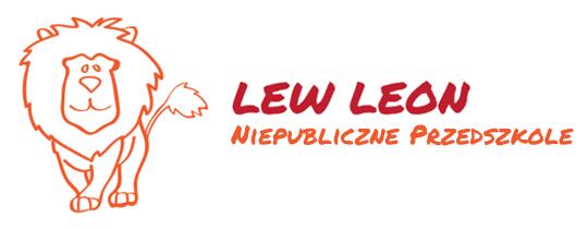Logo niepublicznego przedszkola Lew Leon