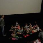 Pierwsza wizyta w kinie